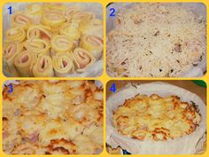 Porque me gusta lo fácil: Pastel de pan de molde al horno