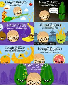 Harry Potato FOREVER