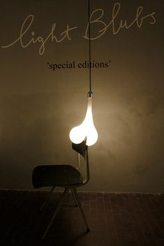 Unique light bulbs by Pieke Bergmans – TimeForDeco.com