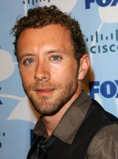Hodgins from Bones. Love this show. Love his eyes! Booth And Bones, Booth And Brennan, Bones Actors, Tj Thyne, Bones Tv Show, Young Old, Today In History, My Future Boyfriend, Eyes