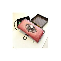 Купить товарBrand Pu Leather Women Wallets Retro Punk Skull And Crossbones Clutch Raindrops Pattern Gift Change Purses Card Holders Wallet в категории Кошелькина AliExpress.                            Hi dear friend,welcome to our store,your satisfaction is our goal.  Name:Brand Pu Leather Wom