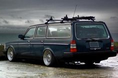Volvo 245 Turbo   The Motoring Enthusiast Journal