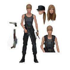 "Terminator 2 - 7 Inch Action Figure - Ultimate Sarah Connor - NECA - Toys ""R"" Us"