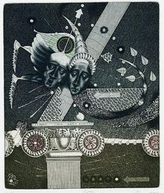 ex libris lidia paolo rovegno - y. Gravure, Creature Design, Painting & Drawing, Printmaking, Illustration Art, Creatures, Yahoo, Drawings, Yuri