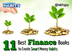 11 Best Finance Books (to Create Smart Money Habits)