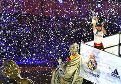 """""""Momentos mágicos que solo se pueden vivir con el Real Madrid"""" R.M.U."""