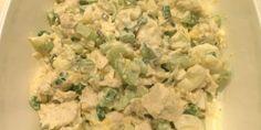 Chicken Salad - Caveman Keto