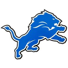 Applied Icon NFL Detroit Lions Outdoor Logo Graphic- Large, BlueYou can find Detroit lions and more on our website. Detroit Lions Colors, Detroit Lions Logo, Nfl Logo, Sports Logo, Team Logo, Nfl Sports, Outside Fans, Lions Team, Architectural Presentation