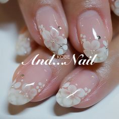 Opting for bright colours or intricate nail art isn't a must anymore. This year, nude nail designs are becoming a trend. Here are some nude nail designs. Bride Nails, Wedding Nails, Classy Nail Designs, Nail Art Designs, Nails Design, Pretty Nails, Fun Nails, Asian Nails, Gel Nagel Design