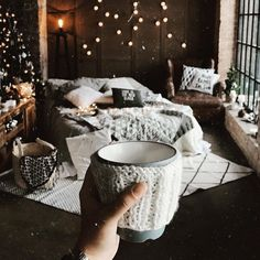 christmas mood aesthetic inspiration lights coziness ideas