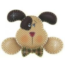 Resultado de imagem para riscos cachorro patchwork