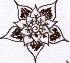 free henna designs | Free henna designs for personal use. Print this page out to create ...