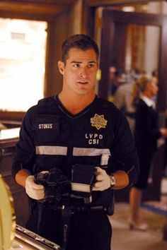 Nick Stokes (George Eads)