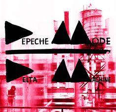 """""""Delta Machine"""" – nowy studyjny album Depeche Mode – ukaże się 26 marca!"""