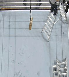 Dean Ambrose and Seth Rollins' fall off of the ladder at Money in the Bank 2014
