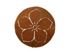 Vintage Japanese Stencil Cherry Blossoms by VintageFromJapan, $8.00