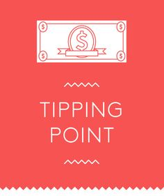 The Savvy Gal's Guide To Tipping Etiquette  #refinery29  http://www.refinery29.com/tipping-etiquette