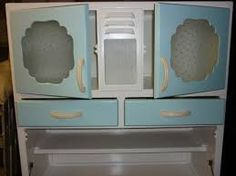 Image result for 50's kitchen cabinets