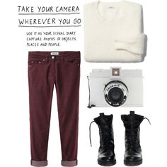"""i don't know #2"" by morafersure on Polyvore"