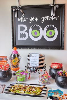 Host a BOO party! FR