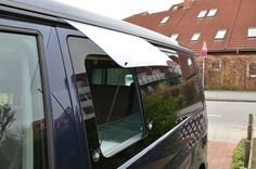 VW T5/T6 California Campingzubehör - Rain Protection Side Window