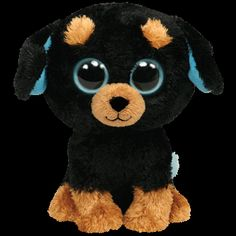 Beanie Boos little puppy his name is Tuffy!