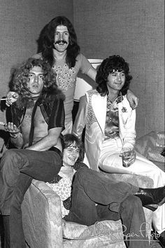 1973...Led Zeppelin...First concert was in 1972 when my mommie was pregnant with me.