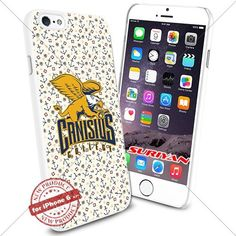New iPhone 6 Case Canisius Golden Griffins Logo NCAA #1069 White Smartphone Case Cover Collector TPU Rubber [Anchor] SURIYAN http://www.amazon.com/dp/B01504CXSW/ref=cm_sw_r_pi_dp_4.8zwb12R4182