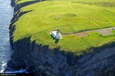 John O'Groats Scotland   Duncansby Head Lighthouse, John O'Groats, Scotland, United Kingdom