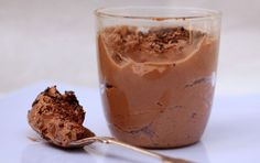 Keto chocolate mousse - Low Carb