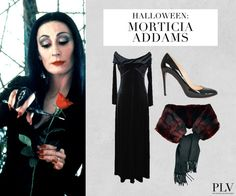 Addams Family Morticia, Halloween Outfits, Fandoms, Trends, Youtube, Movies, Movie Posters, Style, Fashion