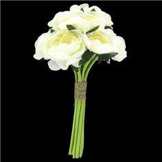 Cream Ranunculus Bundle with 10 Blooms | Shop Hobby Lobby