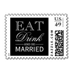 Postage | Eat Drink & Be Married