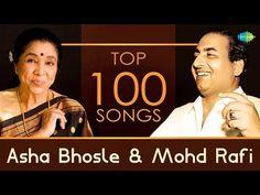 Think about humanity !: Top 100 songs of Asha Bhosle & Mohd Rafi Hit Songs, Music Songs, Love Songs, Music Videos, Hindi Old Songs, Song Hindi, Lata Mangeshkar Songs, Old Bollywood Songs, Song Notes