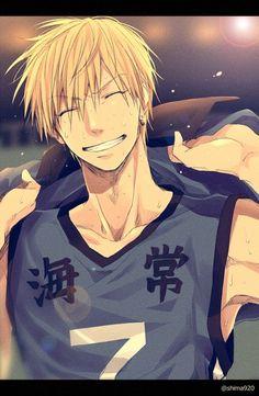 Art Ryouta Kise (黄瀬 涼太)   Kuroko no Basket (黒子のバスケ) #anime #shima920