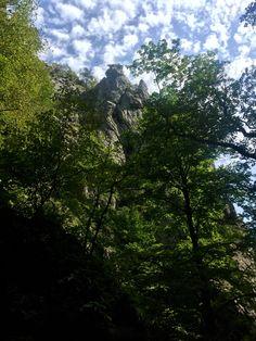 Národny park Slovensky karst.