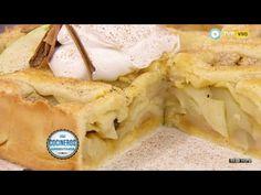 Tartafrola de manzanas - YouTube