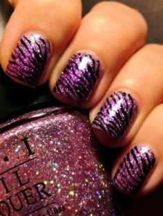 Bold and Bright Nail Art Ideas - Brighten up your look after a few gloomy months with some of these bold and bright nail art ideas. These manicure designs were inspired by the upcoming spring season and offer you the chance to keep your nails in top shape.