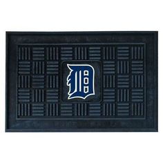 Fanmats MLB 18 x 30 in. Medallion Door Mat - 11301