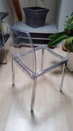 Dizajnové stoličky - 6 ks - 1