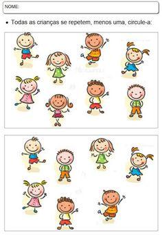 Free Printable Puzzles, Preschool Worksheets, Blog, 1, English, Special Education Activities, Elderly Activities, Visual Perceptual Activities, Interactive Activities