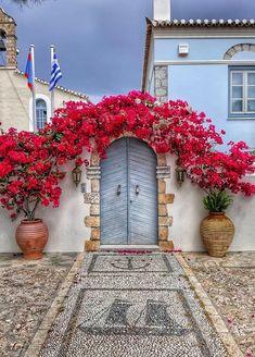 Palio Limani, Spetses, Greece