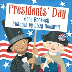 President's Day Unit and Free Printables from Kindergarten Hoppenings