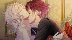 Anime Boys, Manga Anime, Anime Couples Manga, Fanarts Anime, Cute Anime Couples, Cute Anime Boy, Diabolik Lovers Laito, Ayato Sakamaki, Yui And Ayato