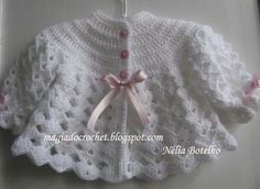 Magia do Crochet: Crochet e tricot para o bebé