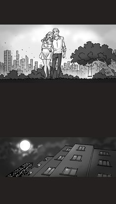 Silent Horror :: Swing | Tapastic Comics - image 2