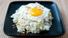 This recipe comes to The Times from the fertile mind of the chef Jean-Georges Vongerichten. Like all fried-rice dishes it begins with leftover rice (freshly cooked rice is too moist to fry well). It's jasmine rice here, but white from Chinese takeout works nearly as well and is more convenient. (Photo: Evan Sung for The New York Times)