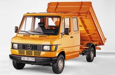 Mercedes-Benz Transporter (T1) Kipper  (1989)