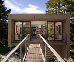 Impressive Hillside House in Marin, California