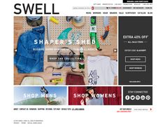 swell web design